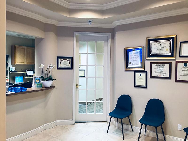 Naples Dental Studio Office