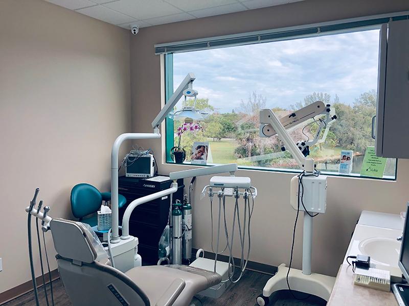 Patients Room View 3